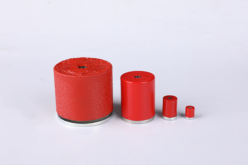 Magnetic pot magnet