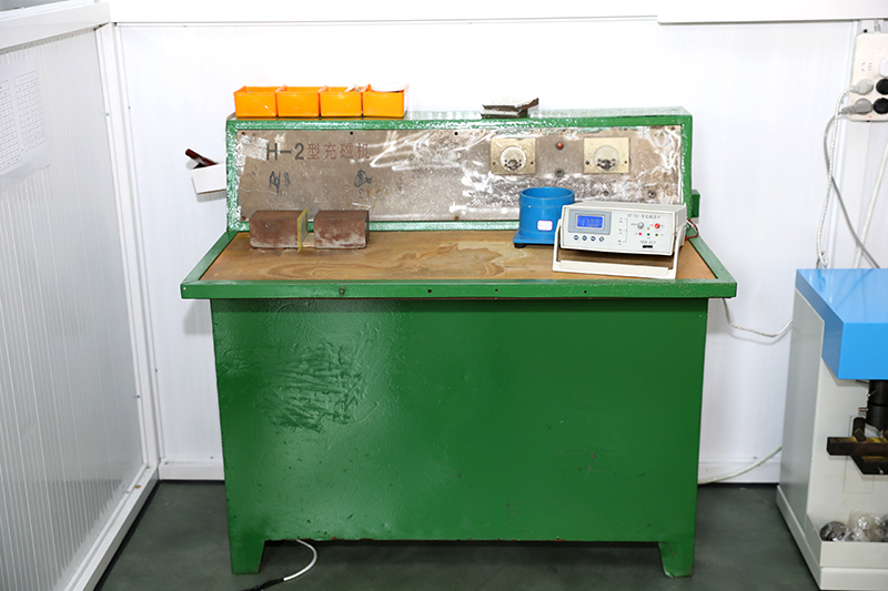Magnetic flux inspection