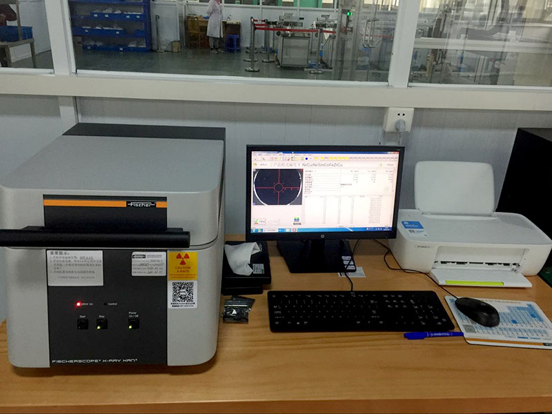 X-Ray Thickness Tester